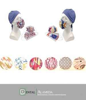 Mascarillas con Diseño para Adultos 4bf49f23149